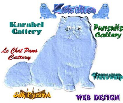 Katsation Site Map