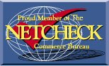Proud Member of the Netcheck Bureau